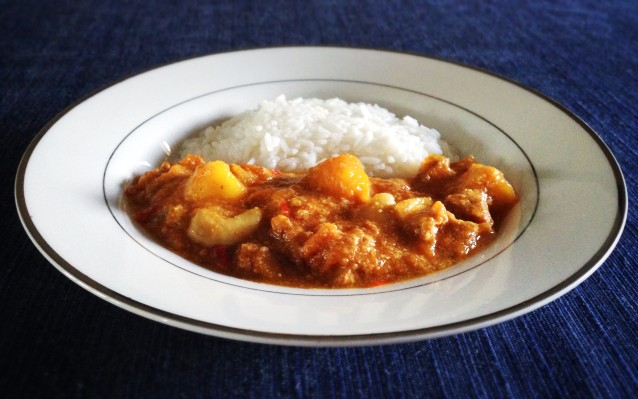 Slow-Cooker Chicken Mango Curry